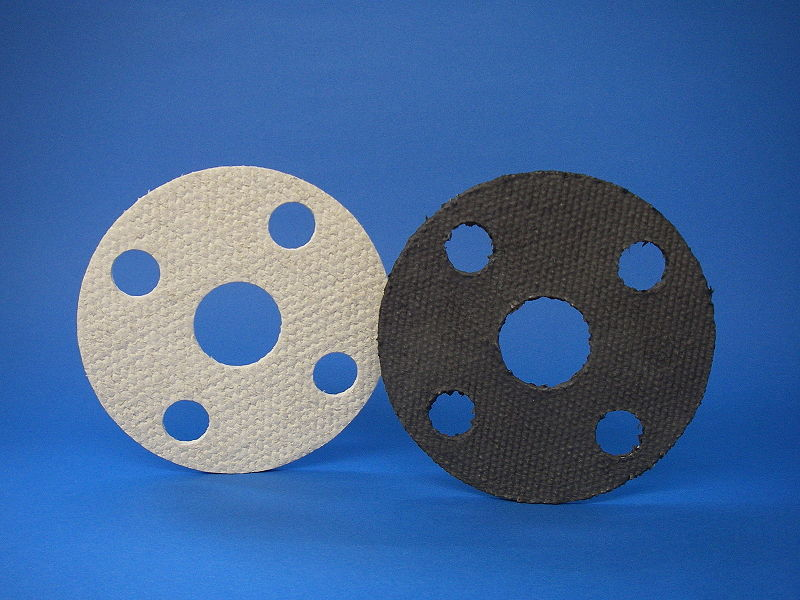 Polyurethane gaskets: Plasticol manufactures the best ones